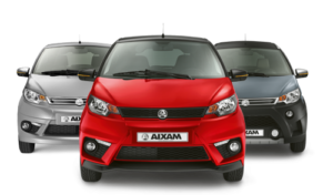 3 Aixam Modelle mit Diesel Antrieb